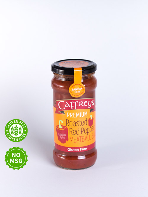 Gluten Free Roasted Red Pepper Sauce
