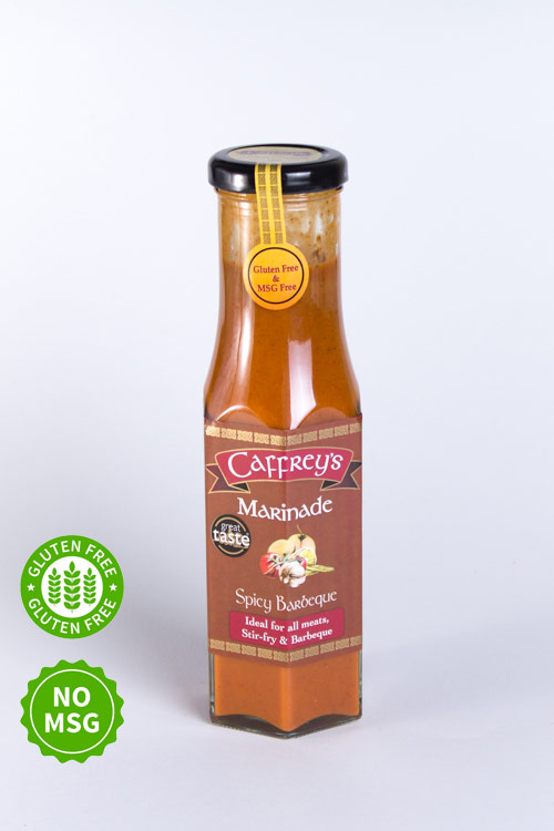 Spicey Barbecue Marinade